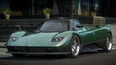 Pagani Zonda Cinque Custom V1.1 pour GTA 4