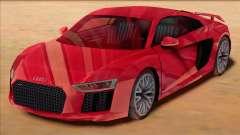 Audi R8 2017 Stock