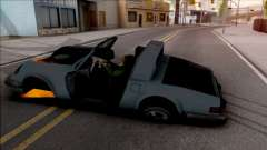 Not Die When Vehicle Explodes für GTA San Andreas