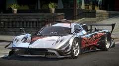 Pagani Zonda GST Racing L2 pour GTA 4
