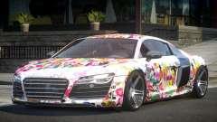 Audi R8 BS TFSI L6 pour GTA 4