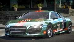 Audi R8 BS TFSI L5 pour GTA 4
