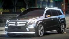 Mercedes-Benz GL63 4MTC