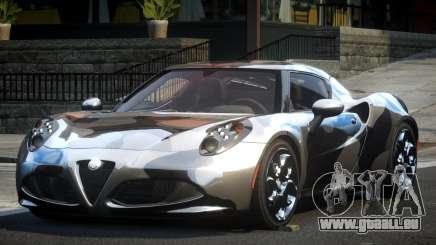 Alfa Romeo 4C L-Tuned L10 pour GTA 4