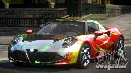 Alfa Romeo 4C L-Tuned L3 pour GTA 4