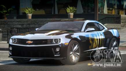 Chevrolet Camaro PSI Racing L4 pour GTA 4