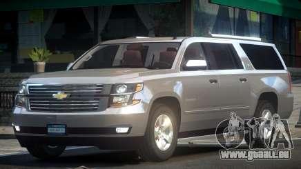 Chevrolet Suburban ES pour GTA 4
