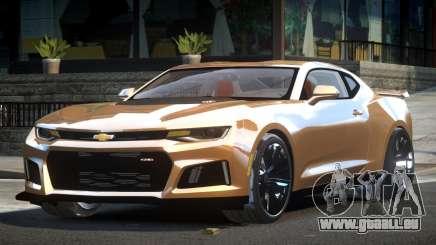 Chevrolet Camaro FT pour GTA 4