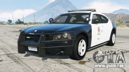 Dodge Charger (LX) Police pour GTA 5
