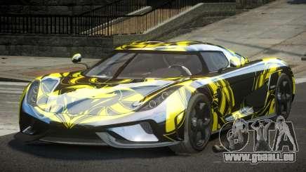 Koenigsegg Regera GT L2 für GTA 4