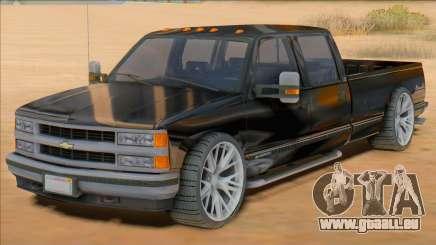 Chevrolet 2500 pour GTA San Andreas