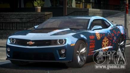 Chevrolet Camaro PSI Racing L10 pour GTA 4