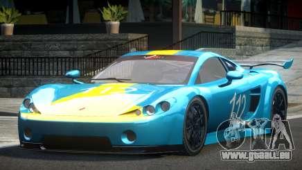 Ascari A10 Racing L9 für GTA 4