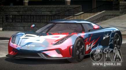 Koenigsegg Regera GT L7 für GTA 4