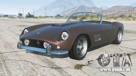 Ferrari 250 GT California Passo Lungo 1959 pour GTA 5