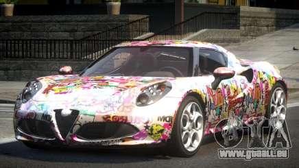 Alfa Romeo 4C L-Tuned L5 pour GTA 4