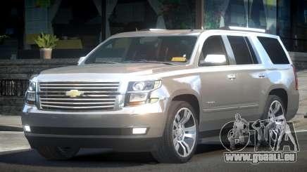 Chevrolet Tahoe E-Style V1.2 pour GTA 4