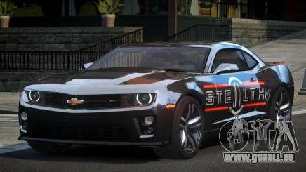 Chevrolet Camaro PSI Racing L8 pour GTA 4