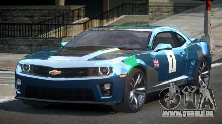 Chevrolet Camaro PSI Racing L2 pour GTA 4
