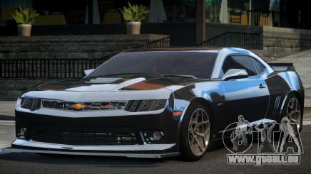 Chevrolet Camaro S-Evil pour GTA 4