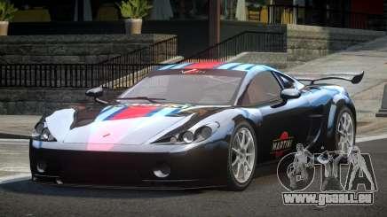 Ascari A10 Racing L10 für GTA 4