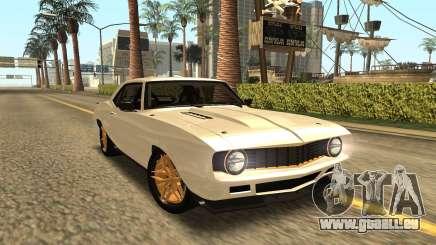 Chevrolet Dutch Boys Camaro SS 1969 für GTA San Andreas