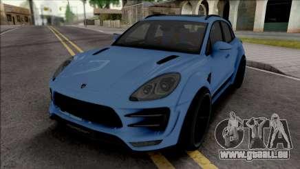 Porsche Macan Ursa TopCar pour GTA San Andreas