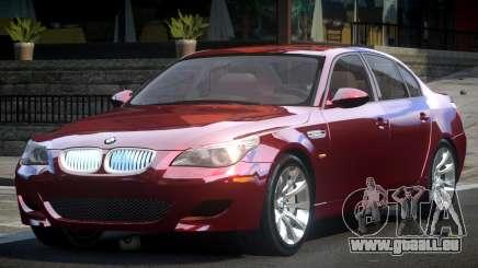 BMW M5 E60 SN pour GTA 4