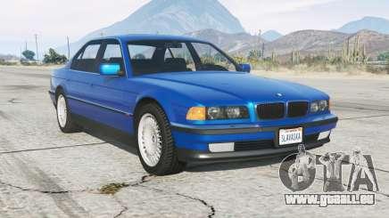BMW 750i (E38) 1995 pour GTA 5