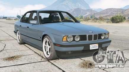 BMW M5 (E34) 19୨1 pour GTA 5