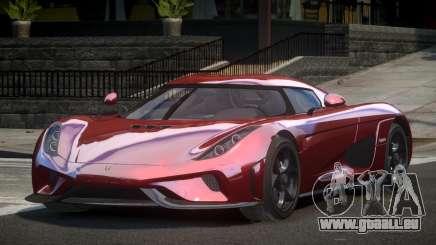 Koenigsegg Regera GT für GTA 4