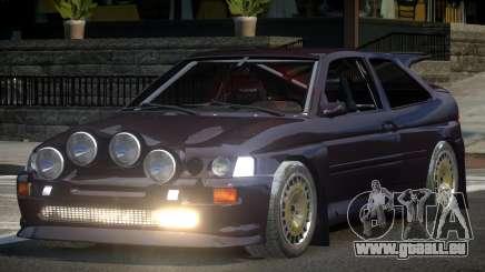 Ford Escort WRC pour GTA 4