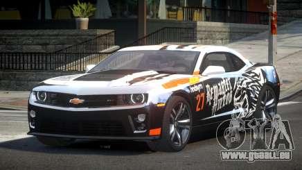 Chevrolet Camaro PSI Racing L1 pour GTA 4