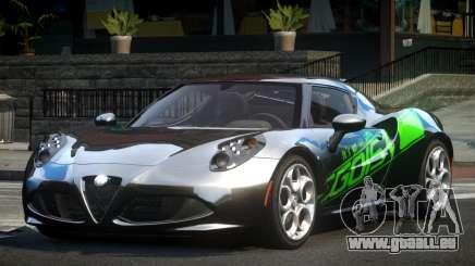 Alfa Romeo 4C L-Tuned L9 pour GTA 4