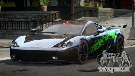 Ascari A10 Racing L5 für GTA 4