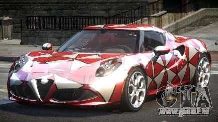 Alfa Romeo 4C L-Tuned L2 pour GTA 4