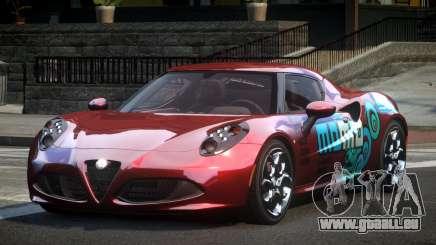 Alfa Romeo 4C L-Tuned L8 pour GTA 4