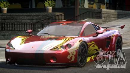 Ascari A10 Racing L8 für GTA 4