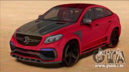 Mercedes-Benz GLE 2018 TopCar für GTA San Andreas