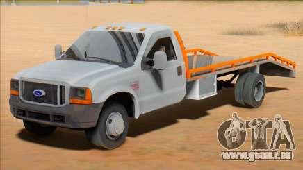 Ford Triton Grua RiderMods pour GTA San Andreas