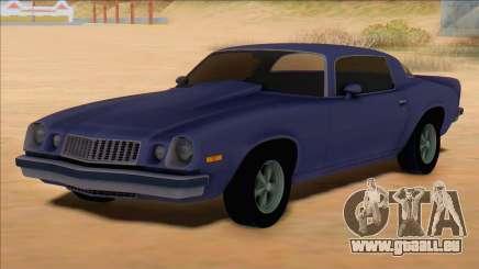 Chevrolet Camaro 1975 pour GTA San Andreas