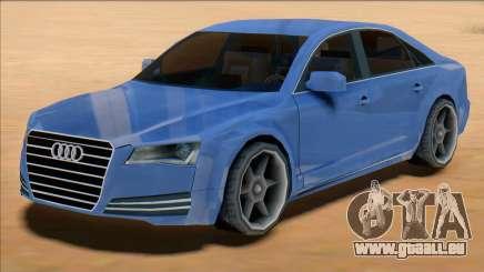 Audi A8 2008 pour GTA San Andreas