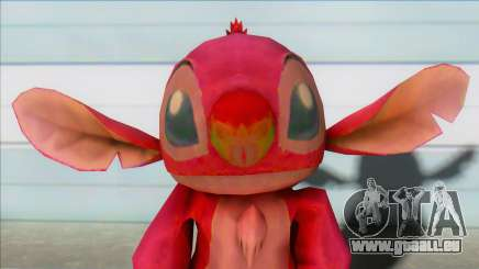 Leroy from Lilo & Stitch pour GTA San Andreas