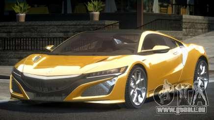 Acura NSX PSI R-Tuned für GTA 4
