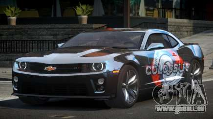 Chevrolet Camaro PSI Racing L7 pour GTA 4