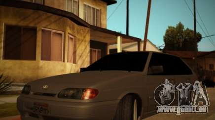 Vaz 2114 À l'étranger pour GTA San Andreas