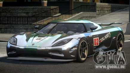 Koenigsegg Agera PSI Sport L9 pour GTA 4