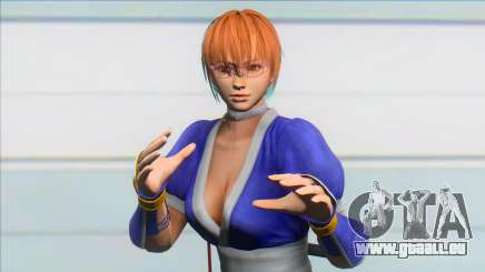 Dead Or Alive 5 - Kasumi (Costume 1) V1 pour GTA San Andreas
