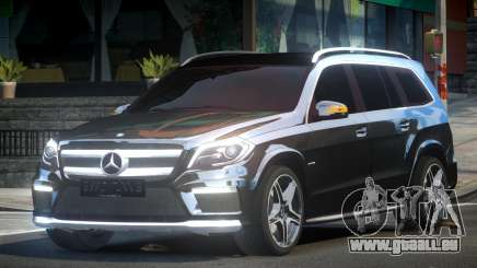 Mercedes-Benz GL63 4MTC für GTA 4