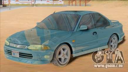 Proton Putra 2004 (Mirage Asti 2 door) für GTA San Andreas